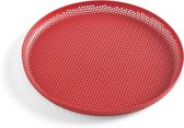 Hay Perforated tray M red