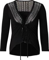 Noppies Zwangerschapsvest Lace - Black - S