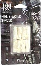 101inc Tinderpack - Tondel - 8 Stuks