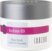 JANZEN Body Scrub Fuchsia 69 - 200 ml
