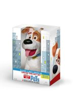 Secret Life Of Pets + pluche (Blu-ray)