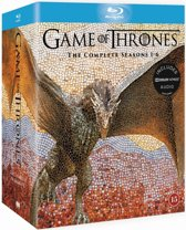 Game Of Thrones - Seizoen 1 t/m 6 (Import met NL)
