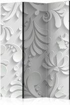 Vouwscherm - Bloemen motief 135x172cm