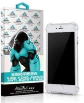 King Kong Armor Anti-Burst voor IPhone Xr Transparant