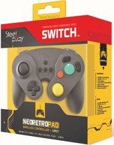 Steelplay Wireless Neo Retro Controller Grey - Switch