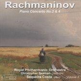 Rachmaninov: Piano Concerto No. 2 & 4