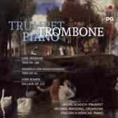 Carl Reinecke: Trio, Op. 188; Heinrich von Herzogenberg: Trio, Op. 61; York Bowen: Ballade, Op. 133