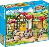 PLAYMOBIL Paardrijclub  - 6926