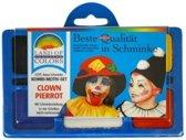 Schminkset clown