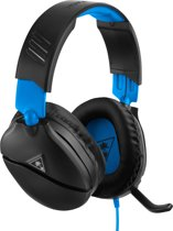 Turtle Beach Recon 70P Gaming Headset voor PS4, Nintendo Switch, Xbox One, PC & Mobile – Zwart