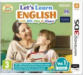 Let's Learn English with Biff, Chip & Kipper Vol. 1 3DS