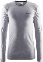 Craft Active Comfort Longsleeve - Sportshirt - Heren - L - Grey