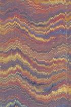 Journal Abstract Design Marbleized Pattern