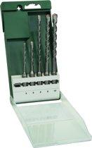 Bosch - 5-delige hamerborenset SDS-plus - geschikt voor alle merken