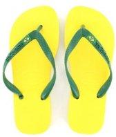 Havaianas Brasil Slippers Unisex - Yellow - Maat 37/38