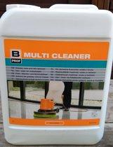 B-Prof multicleaner - Professionele vet - was - vuiloplosser - 5 liter