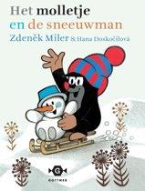 Molletje - Molletje en de sneeuwman