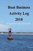 Boat Business Activity Log 2018