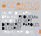 Accentus Coffret 5-Cd