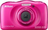 Nikon Coolpix W100 - Roze