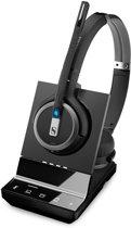 Sennheiser SDW 5065 Headset Hoofdband Zwart