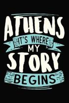 Athens It's where my story begins