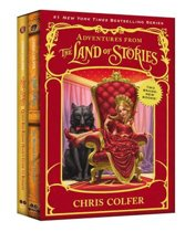 Adventures from the Land of Stories Set