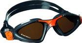 Aqua Sphere Kayenne - Zwembril - Polarized Lens - Grijs/Oranje