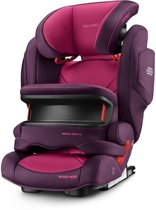 Recaro - Monza Nova IS Seatfix - power berry