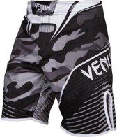 Venum Camo Hero Fightshorts - White/Black-M