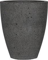 Pottery pots Plantenbak Grijs- Gemêleerd Winterhard D 47 cm  55 cm