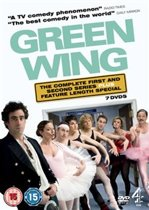 Green Wing - Series 1, 2 and Special (Import)