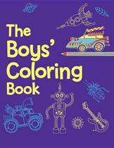 The Boys' Coloring Book