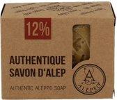 Aleppo zeep 12% laurierolie (190 gram)