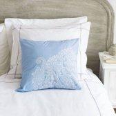 Ariadne At Home Delight Decoratiekussentje - 50 X 50cm - Lichtblauw