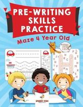 Pre-Writing Skills Practice
