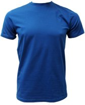 "Yoga-T-Shirt ""Snake"", men - blue XL Loungewear shirt YOGISTAR"