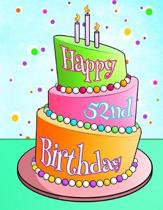 Happy 52nd Birthday