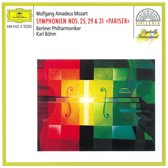 Symphony No 25/29/31
