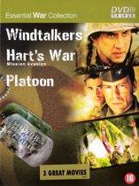 Essential War Colection:  Windtalkers / Hart's War / Platoon