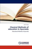 Classical Methods of Education in Ayurveda
