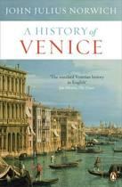 Boek cover A History of Venice van John Julius Norwich (Paperback)