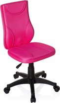 Hjh Office Kinder Bureaustoel Kiddy Base - Roze