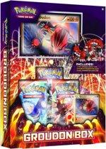 Pokemon Hoenn Region: Groudon Box EN