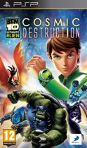 Ben10: Ultimate Alien Cosmic Destruction