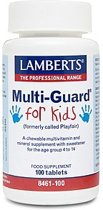 Lamberts Multi Guard For Kids - 100 Tabletten - Multivitamine