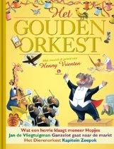 De Gouden Prentenboeken - Het gouden orkest