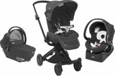 Chicco Trio I-Move - Kinderwagen - Antraciet