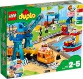 Afbeelding van LEGO DUPLO Treinen Goederentrein - 10875 speelgoed