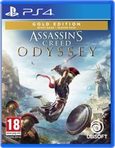 Assassin's Creed: Odyssey – Gold Edition - PS4